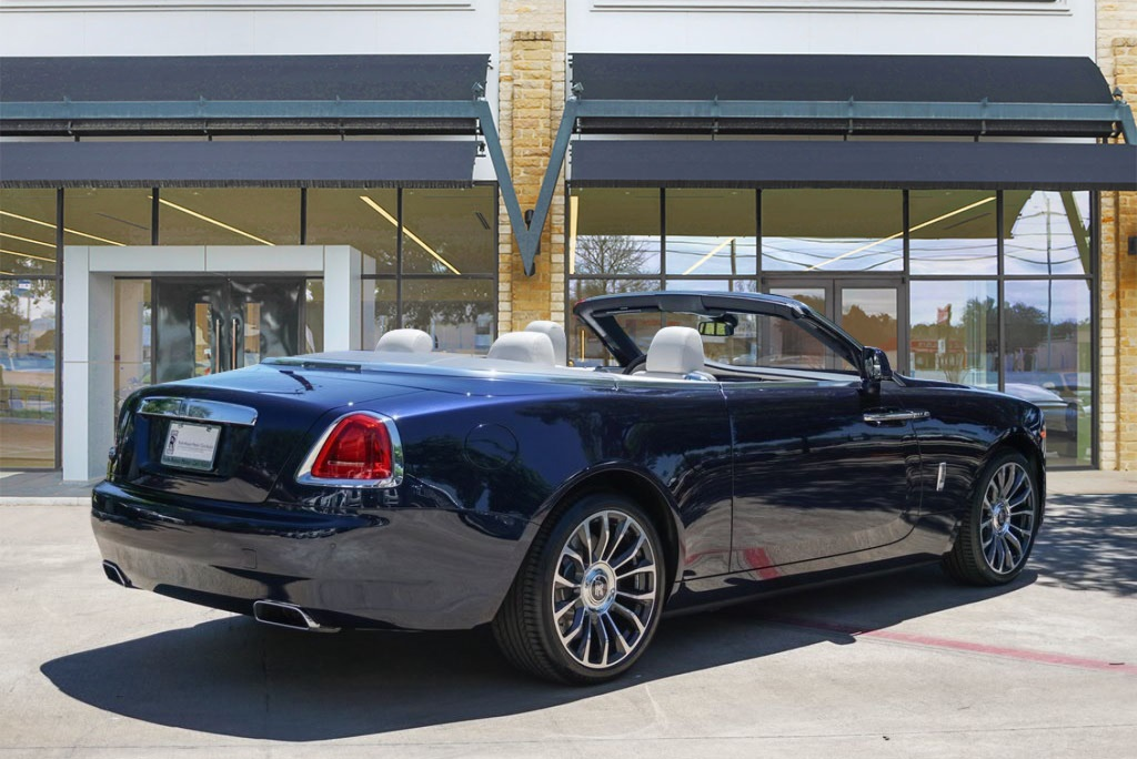 New 2019 Rolls-Royce Dawn Base