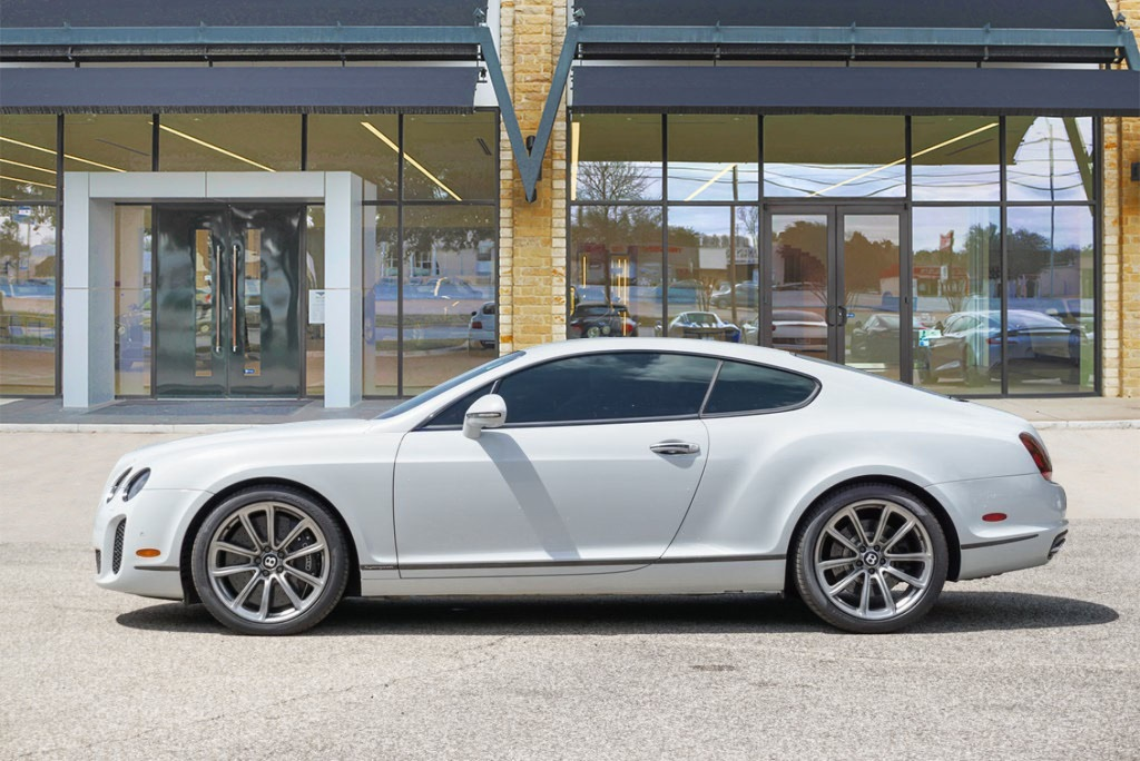 Pre-Owned 2010 Bentley Continental Supersports