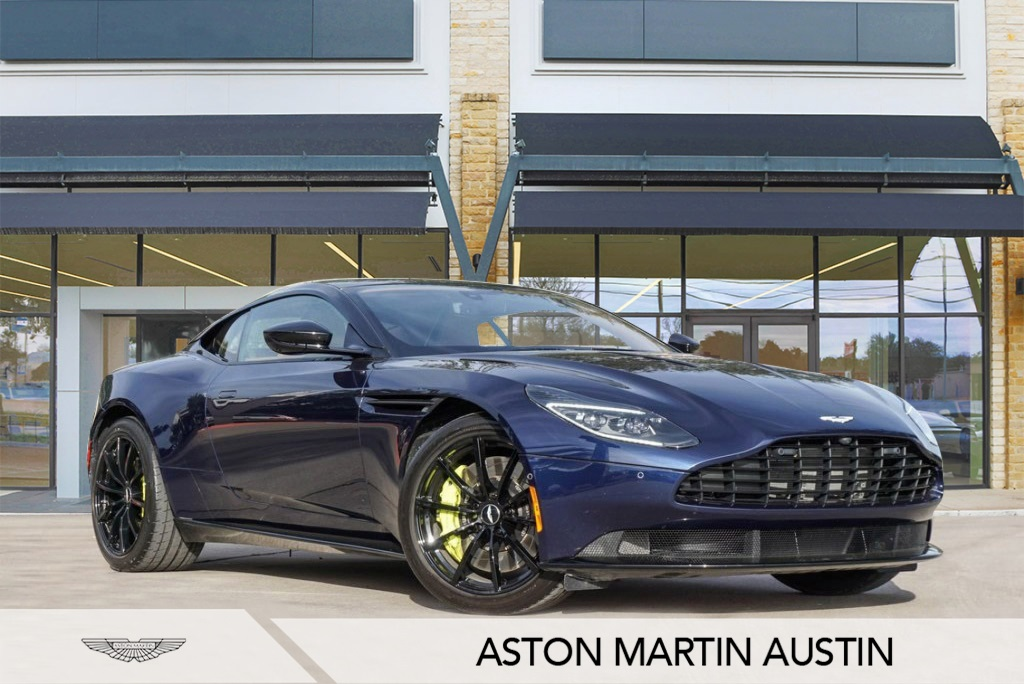 Certified Pre-Owned 2019 Aston Martin DB11 AMR