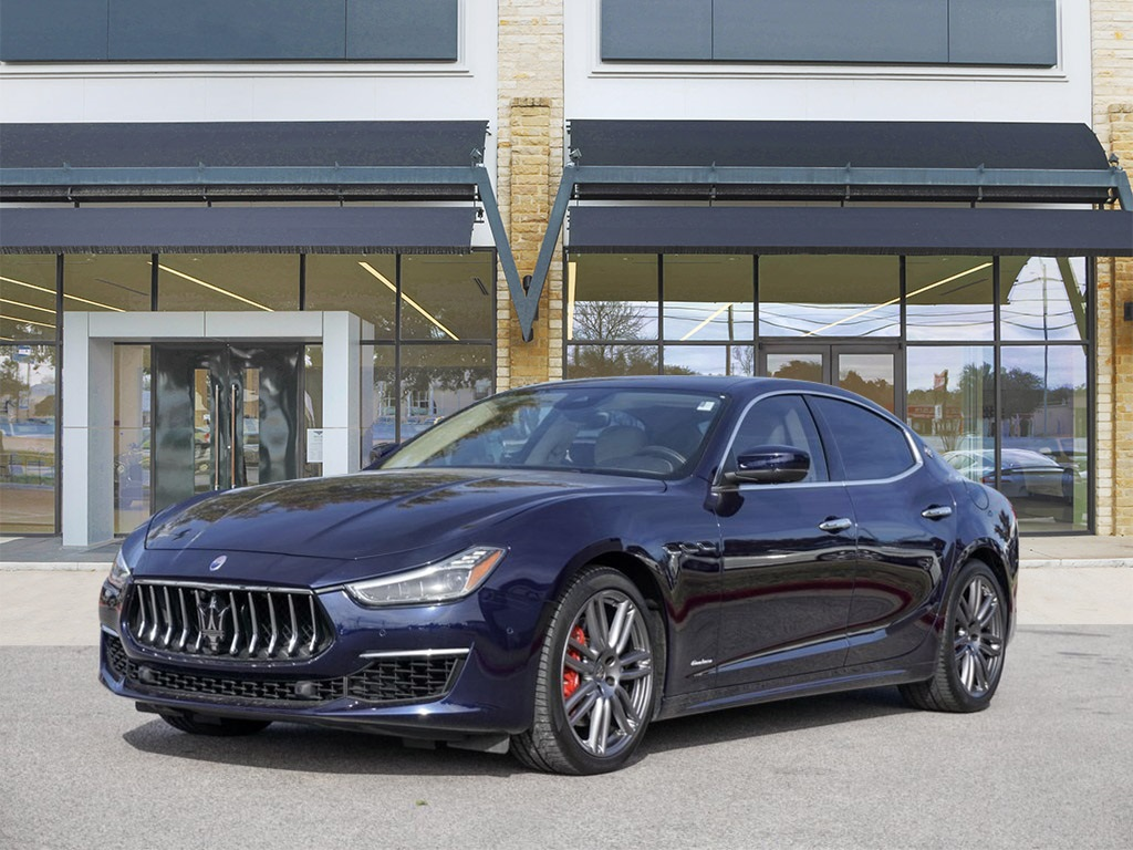 Certified Pre-Owned 2018 Maserati Ghibli S