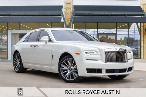 Certified Pre-Owned 2018 Rolls-Royce Ghost