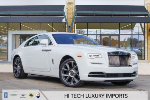 Certified Pre-Owned 2018 Rolls-Royce Wraith