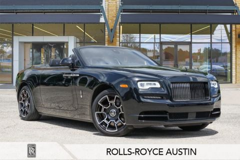 Certified Pre-Owned 2018 Rolls-Royce Dawn Black Badge